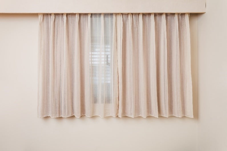 紗質窗簾|富居窗簾