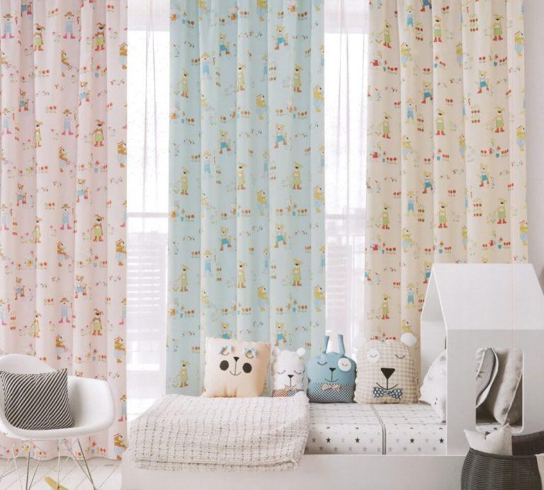 Read more about the article 兒童窗簾不只可愛,更要實用好清潔,給寶貝舒適環境!